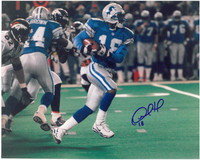 Desmond Howard Autographed Detroit Lions 8x10 Photo