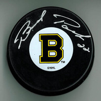 Brad Park Autographed Hockey Puck