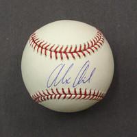 Alex Avila Autographed Baseball - Official Major League Ball