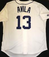 Alex Avila Autographed Detroit Tigers Jersey
