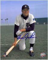 Bill Freehan Autographed Detroit Tigers 8x10 Photo #6
