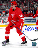 Drew Miller Autographed Detroit Red Wings 8x10 Photo