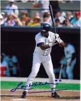 Lou Whitaker Autographed Detroit Tigers 8x10 Photo #5