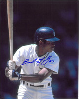 Barbaro Garbey Autographed Detroit Tigers 8x10 Photo #3