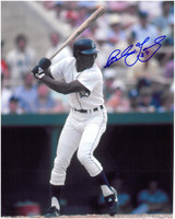 Barbaro Garbey Autographed Detroit Tigers 8x10 Photo #2