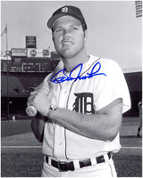 Bill Freehan Autographed Detroit Tigers 8x10 Photo #1