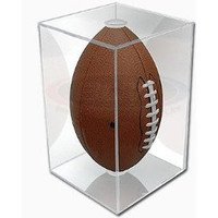 Football Cube Display Case by Ballqube