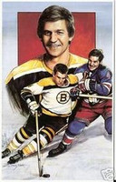 Bobby Orr Legends of Hockey Card #4