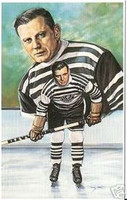 "Gordon ""Duke"" Keats Legends of Hockey Card #20"