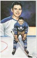 """Walter """"Babe"""" Pratt Legends of Hockey Card #29"""