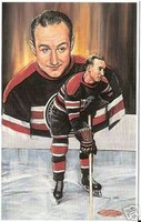 Earl Seibert Legends of Hockey Card #27
