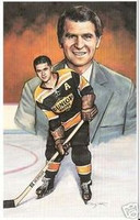 Harry Sinden Legends of Hockey Card #33