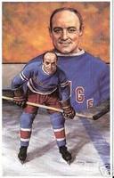 "Ivan ""Ching"" Johnson Legends of Hockey Card #41"