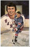 Brad Park Legends of Hockey Card #42