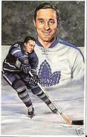 Frank Mahovlich Legends of Hockey Card #43