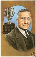 Frank Calder Legends of Hockey Card #36