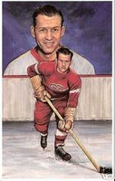 Syd Howe Legends of Hockey Card #44