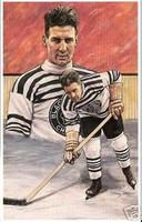 """Cecil """"Babe"""" Dye Legends of Hockey Card #51"""