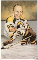Eddie Shore Legends of Hockey Card #63