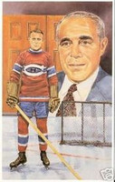Joe Malone Legends of Hockey Card #72