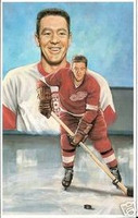 Marcel Pronovost Legends of Hockey Card #77