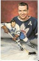 """Harry """"Whipper"""" Watson Legends of Hockey Card #79"""