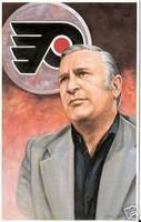 Keith Allen Legends of Hockey Card #81