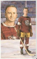 "Francis ""Moose"" Goheen Legends of Hockey Card #86"