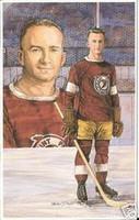 "Francis ""Moose"" Goheen Legends of Hockey Card #86"