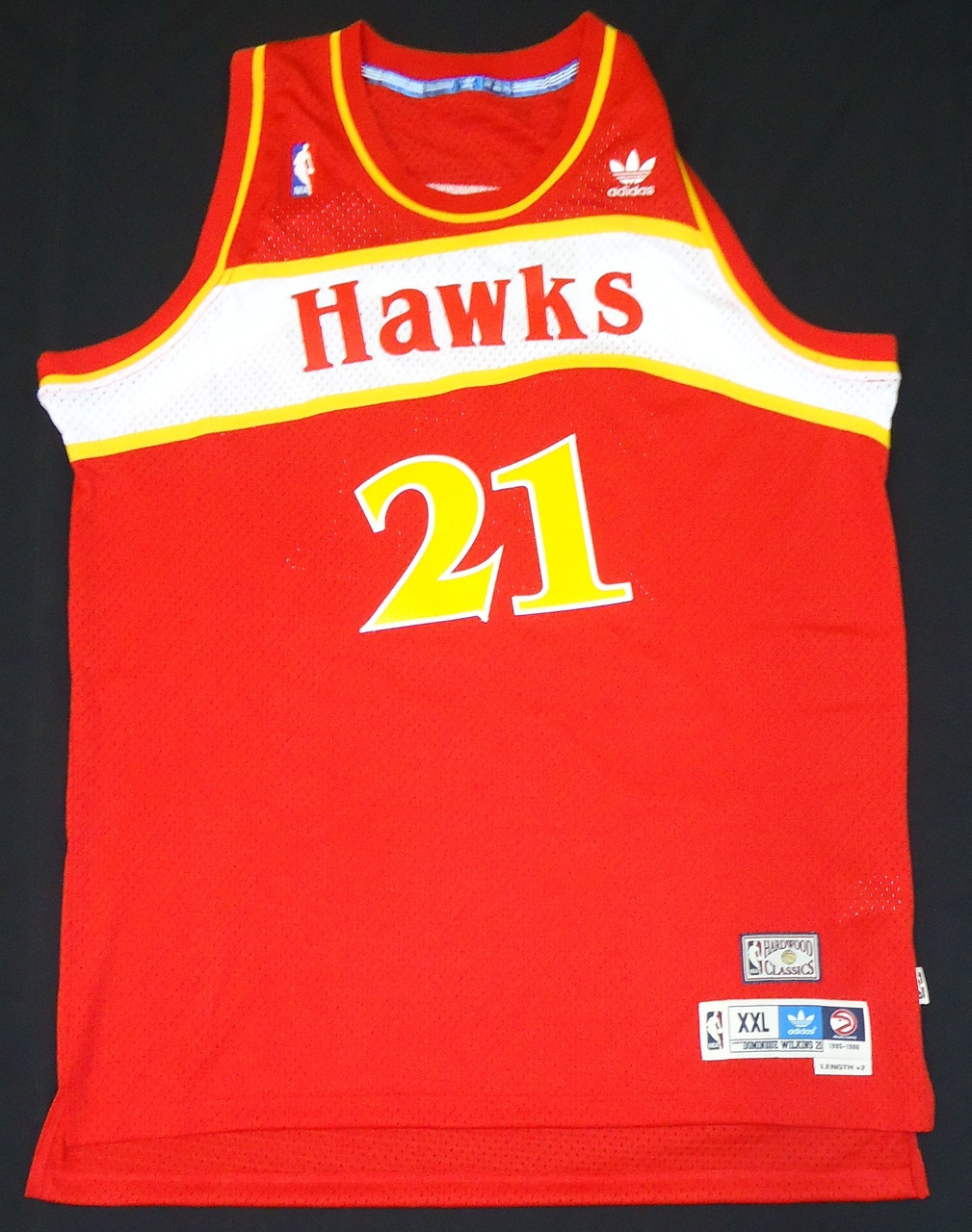 dominique wilkins jersey