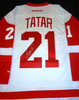 Tomas Tatar Autographed Detroit Red Wings Jersey