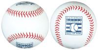 Al Kaline Autographed Baseball - Official Hall of Fame Logo Ball (Pre-Order)