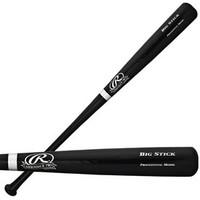 Al Kaline Autographed Rawlings Big Stick Bat - Black (Pre-Order)