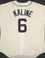 Al Kaline Autographed Detroit Tigers Home Jersey (Pre-Order)