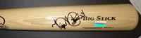 Miguel Cabrera Autographed Rawlings Pro Bat (Tan) (Pre-Order)