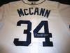 James McCann Autographed Detroit Tigers Jersey