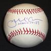 James McCann Autographed Official Major League Baseball