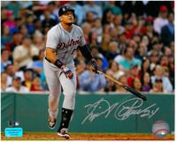 Miguel Cabrera Autographed 8x10 Photo #3 - Road Home Run (Pre-Order)