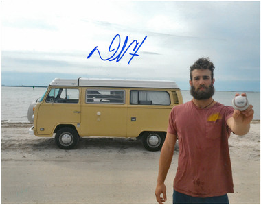 Daniel Norris Autographed Photo