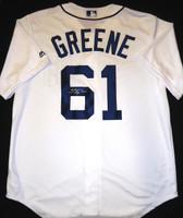 Shane Greene Autographed Jersey