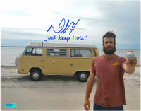 "Daniel Norris Van Man ""Just Keep Livin"""