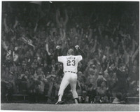 Kirk Gibson Autographed 8x10 Photo #1 - 1984 WS HR - B&W (Pre-Order)