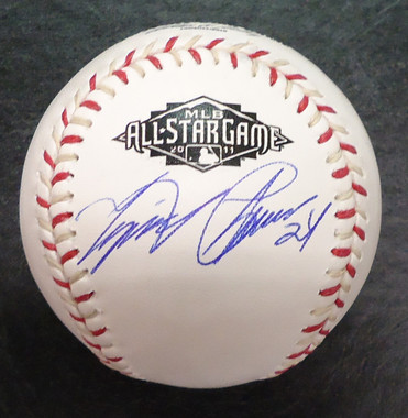 Miguel Cabrera Autographed 2011 All Star Baseball