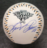 Miguel Cabrera Autographed 2006 All Star Baseball