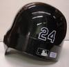Miguel Cabrera Autographed Triple Crown Stat MVP Helmet