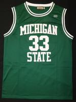Magic Johnson Autographed MSU Spartans Jersey