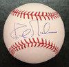 Kirk Gibson Autographed Baseball