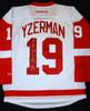 Steve Yzerman Autographed Detroit Red Wings Jersey