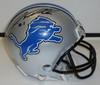Ameer Abdullah Autographed Detroit Lions Mini Helmet