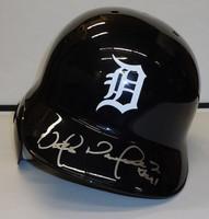 Victor Martinez Autographed Batting Helmet
